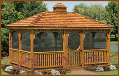 Gazebo Sales East Berlin NJ
