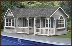 Pool House Manufacturer