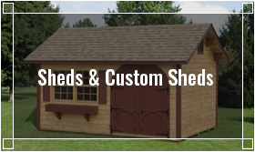 Sheds burlington NJ