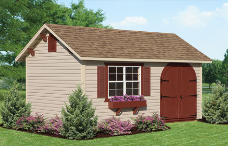 A-Frame Shed for Yard camden county nj