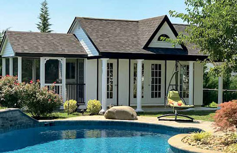 custom poolhouses