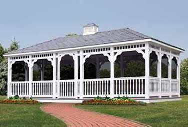 Rectangle Gazebo sold in berlin NJ
