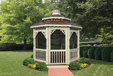 10' Octagon Gazebo in East Berlin, NJ