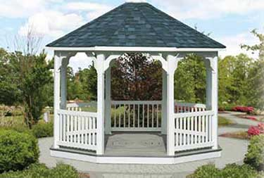 12' Octagon Economy Gazebo Berlin, NJ