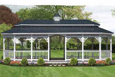 Custom Built Gazebos in ocean county NJ