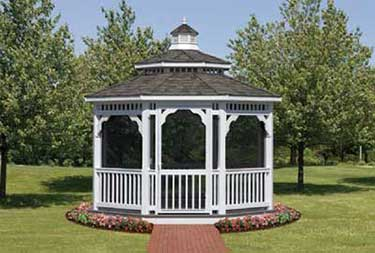 12' Octagon Gazebo ocean county nj