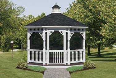 12' Octagon Gazebo atlantic county nj